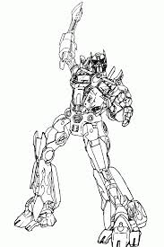 Small Picture Optimus Prime Coloring Pages Printable Coloring Coloring Pages