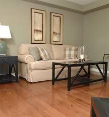 Light Hardwood Floors Dark Furniture Exuding Classic Elegance This Open Plan Living And To Modern Design