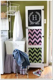 chevron painted furniture. Painted Furniture Ideas Makeover With Paint And Chevron Pattern Laurel Wreath.