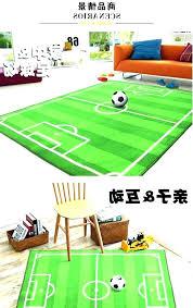 football field area rugs rug large state 3 x 5 small multi color fun time la baseball field rug football large