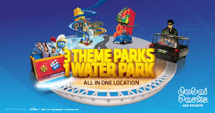 <b>Dubai</b> Parks and Resorts™ | Theme Parks, Water Park, Hotels | Buy ...
