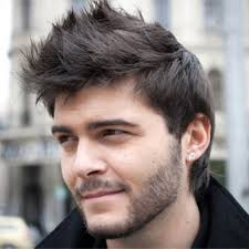 Strait Hair Style short hairstyles for men with straight hair hair style and color 6076 by wearticles.com