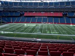 Gillette Stadium Concert Interactive Seating Chart Your Ticket To Sports Concerts More Seatgeek