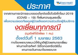 ขอความร่วมมือผู้รับบริการงดเยี่ยมผู้ป่วย - โรงพยาบาลธนบุรี 2 (Thonburi 2  Hospital)