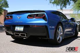 All Chevy chevy c7 : Chevy C7 Corvette Fusion Gen. 3 Axle Back Exhaust System with ...
