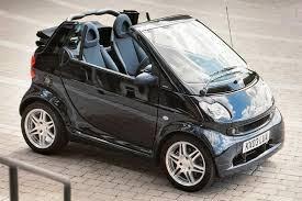 Smart fortwo, cabrio (2016) - pictures, information specs