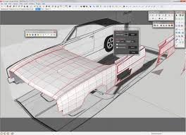 screen shots of v ray tools²