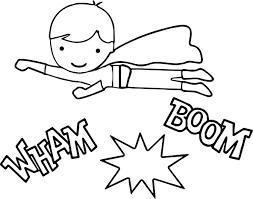 Cartoon And Superheroes Coloring Pages Moshlings Waiting Superhero