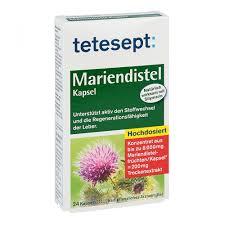 Tetesept Mariendistel Kapsel 24 Stk