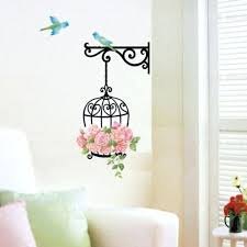 bird cage wall decal wondrous birdcage wall decor metal birdcage wall decor  wall ergonomic birdcage wall