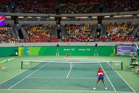 Jul 28, 2021 · olympic tennis matches previously started at 11 a.m. Olympische Sommerspiele 2016 Tennis Dameneinzel Wikipedia