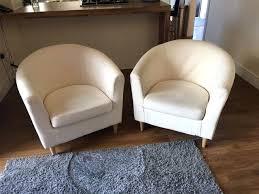 ikea tullsta chair armchair natural x 2 ikea tullsta tub chair covers