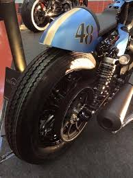 cult werk cafe racer rear fender for 1948 2017 sportster