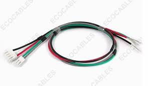 electronic jst wire harness custom 4 pin waterproof wiring harness electronic jst wire harness custom 4 pin waterproof wiring harness ul1007