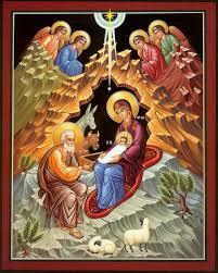 Znalezione obrazy dla zapytania рождество христово икона