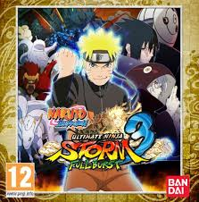 Naruto Shippuden Ultimate Ninja Storm 3 FullBurst RGH Xbox 360 [Mega]