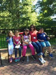 new garden elementary school students have fun at longwood gardens