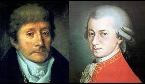 Salieri x Mozart
