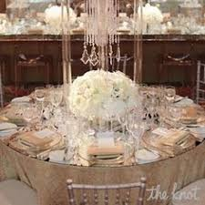 table settings on round wedding tables round tables and