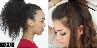 Pony Tail Hair Style 11 easy ponytail hairstyles best ideas for ponytail styles 3265 by wearticles.com