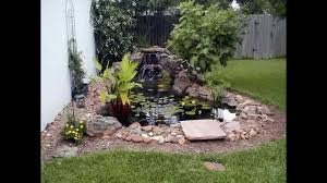Small Picture Best Water feature design ideas for small garden YouTube
