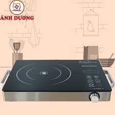 Bếp hồng ngoại bếp điện quang cảm ứng 2 vòng nhiệt Nineshield-Chính hãng  chính hãng 850,000đ