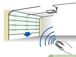 image titled lubricate a garage door step 01