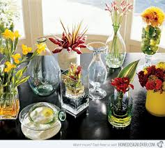 simple home decoration apothecary vase filler clear glass cube vase centerpiece tall glass hurricane candle holder