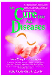 Hulda Clark Frequency Chart The Cure For All Diseases English Edition