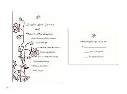 Wedding Invitations Reception Card Wording Elegant Free Printable