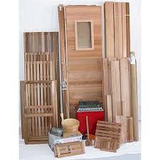 home sauna cost. 6\u0027x6\u0027 Home Sauna Kit | DIY Precut + Heater Package Cost S