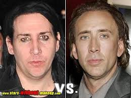 marilyn manson without makeup marilyn manson without makeup stars without makeup
