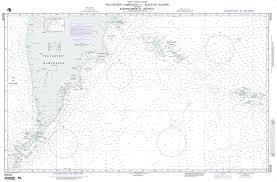 Nga Nautical Chart 96028 Poluostrov Kamchat To Aleutian Islands