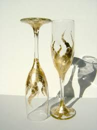 unique champagne flutes. Dallas Wedding Planners Blog Unique Champagne Flutes