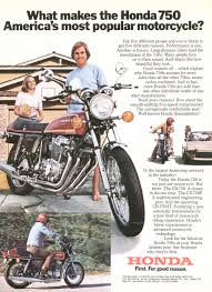 vintage honda motorcycle ads. Honda 750 Motorcycle 1976 Ad Picture Intended Vintage Ads Advertisement Gallery
