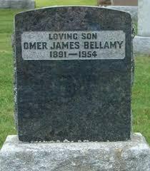 Omer James Bellamy (1891-1954) - Find A Grave Memorial