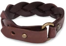 polo ralph lauren watches jewellery for men shopstyle polo ralph lauren leather braid wrap bracelet