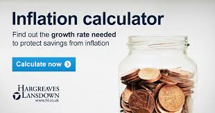 Inflation Calculator Hargreaves Lansdown
