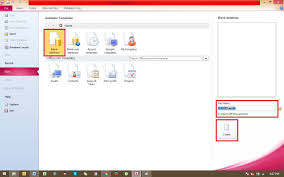 Access Software Create Database Using Microsoft Access With 6 Amazing Steps