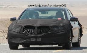 2018 acura tlx spy shots. plain spy this tlx prototype was spied testing recently with the new acura grille  and revised styling there has been speculation about its power train  intended 2018 acura tlx spy shots