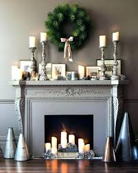 fireplace candle decor decorating fireplace with candles home for decorate the living room ambiance mantel ideas fireplace candle