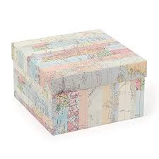 maps large gift box