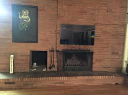 convert wood burning fireplace to gas interior fascinating converting wood fireplace to gas insert but not