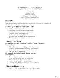 Server Resume Examples Interesting Restaurant Server Resume Example Luxury Examples Sample For Cv