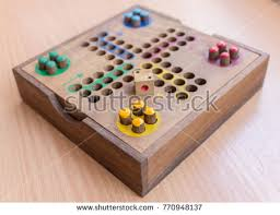 Wooden Ludo Board Game Ludo Wooden Board Game Stock Photo 100 Shutterstock 58