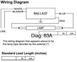 electronic ballast wiring diagram wiring diagram and hernes fluorescent ballasts electrical 101