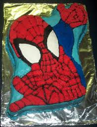 7 Cool Spider Man Cake Ideas And How To Tips