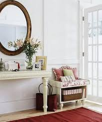 antique entryway table. Furniture, Hallway Decor Antique Entryway Bench Modern Foyer Decorating With White Color Wall And Table N