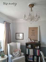 i did the same treatment to my crystal chandelier in the piano room