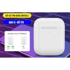 Tai nghe I27 PRO MAX - Tai nghe bluetooth đẳng cấp như Airpods 2 FTMOBILE - Tai  nghe Bluetooth nhét Tai Thương hiệu TWS